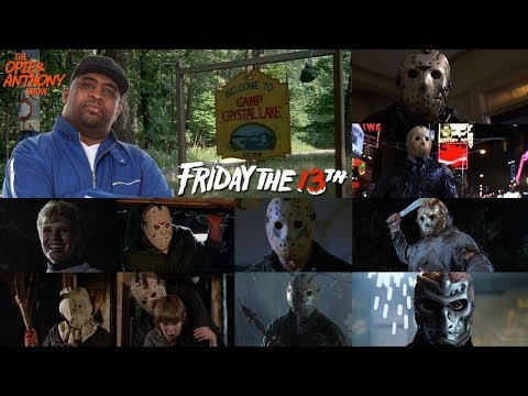 Opie & Anthony - Friday the 13th Series Rundown From Patrice