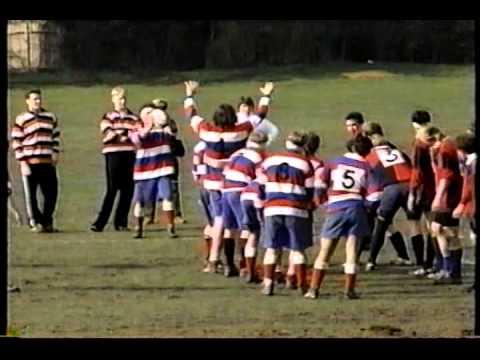 ISST 1995 Rugby Tournament - ISB vs International School of Geneva
