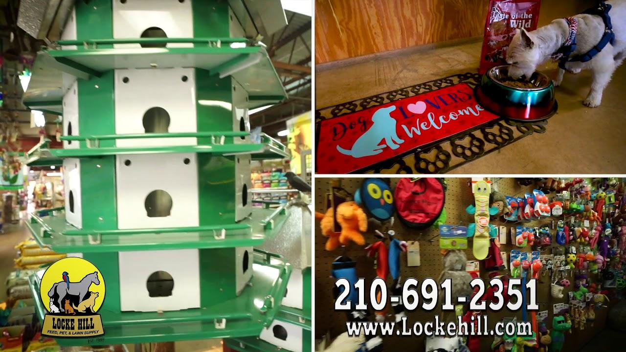 Deer Corn, Tack Supplies, Coastal Hay, Animal Feeds