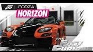 Forza Horizon 2 Fast And Furious Tokyo drift cars