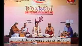 Nama sankeerthanam | Udayalur Kalyanaraman l Bhakthi Sangeeth Utsav 2015 l Carnaticworld