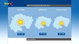 RTF.1-Wetter 26.07.2020