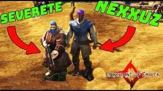 ESTE JUEGO SACA LO *MEJOR* DE NOSOTROS!! 😂🤣 - Guardians Of Ember - Nexxuz