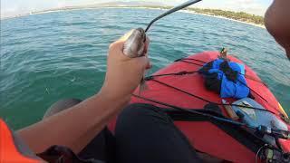 Фишкаяк Морская рыбалка Геленджик Морской карась День2