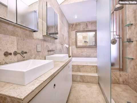 Schöne Badezimmer verströmt einen moderneren Look - YouTube