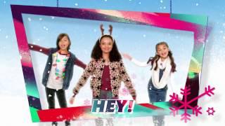 Jingle Bells Karaoke   Stuck in the Middle   Disney Channel