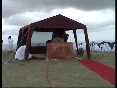 Shembe: Imbongi Themba Masinga