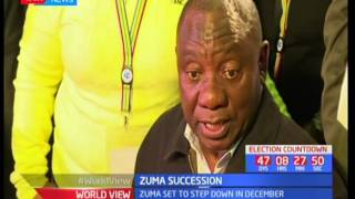 Zuma Succession: Tough times with growing civil unrest