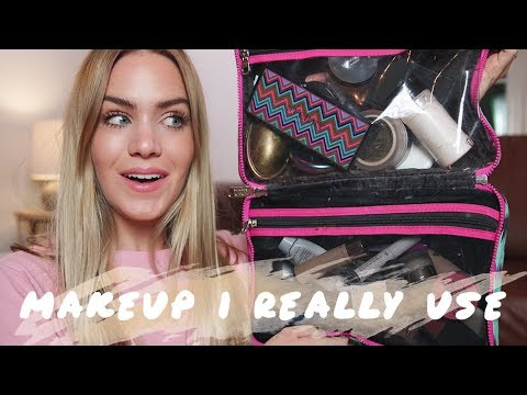 MAKEUP BAG TOUR: What I ACTUALLY Use + What's Made The Cut Years Later thumbnail