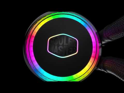 Cooler Master MasterLiquid ML120R   ML240R RGB