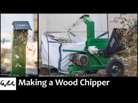Making a Wood Chipper