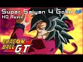 Dragon Ball GT - Super Saiyan 4 Goku's Theme | HQ Remix