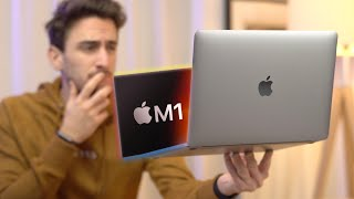 Test MacBook Pro 13' M1 (2020) - Un peu plus d'Air