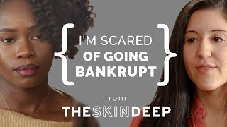 I'm Scared Of Going Bankrupt | {THE AND} Jessica & Kadia
