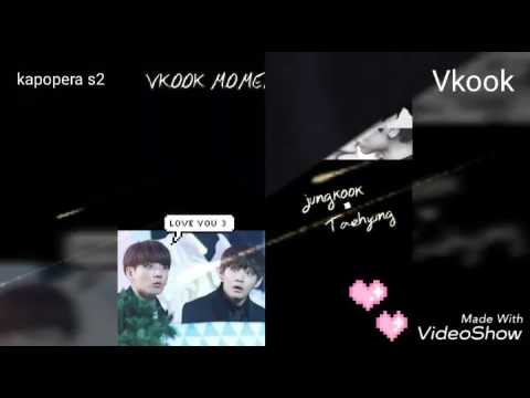 VKOOK Moments cute | Jungkook | Taehyung| Taekook is life