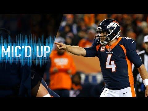 "Case Keenum Mic'd Up vs. Browns ""Son of a biscuit!""   NFL Films"