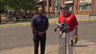 Mercer County Prosecutor gives update on Trenton arts festival shooting