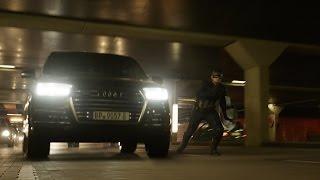 Новый Audi SQ7 TDI в фильме от Marvel: