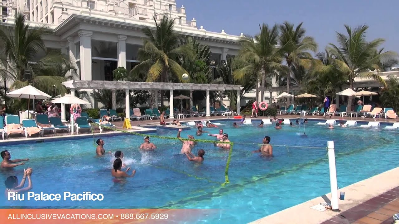 Inside the riu palace pacifico in puerto vallarta mexico all inside the riu palace pacifico in puerto vallarta mexico all inclusive vacation youtube altavistaventures Choice Image