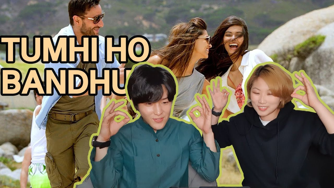 Koreans React to Tumhi Ho Bandhu  | Cocktail | Saif Ai Khan x Deepika Padukone x Diana Penty