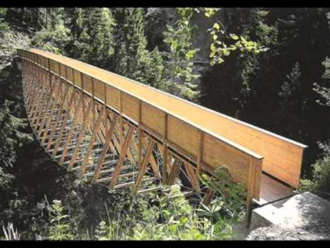 Correccion arquitectura en madera puentes miradores for Arquitectura de madera