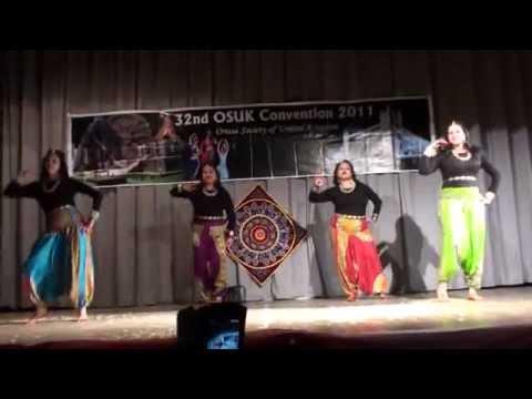 OSUK 2011 Jai Phula Group Dance