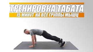 Как Прокачать Все Мышцы Дома Без Железа| 15 минут| Программа Тренировок