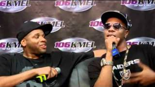 106 KMEL Summer Jam 2010 - Dorrough Interview