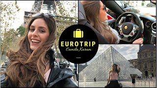 CAMI NA EUROPA - FDS EM PARIS | Camila Karam