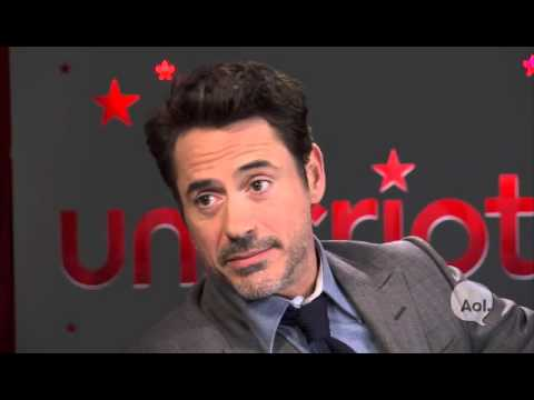 'Sherlock Holmes: A Game of Shadows' | Unscripted | Robert Downey Jr., Guy Ritchie |