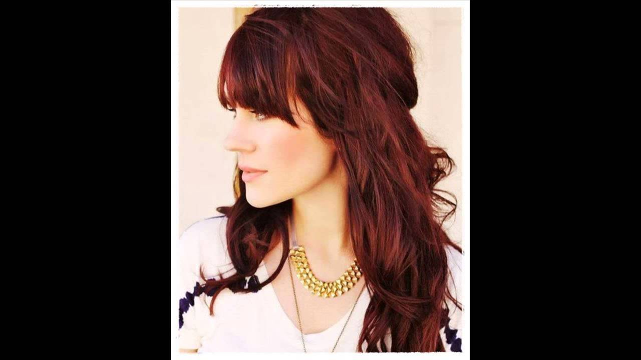 hair color ideas 2014 for shoulder length brown hair youtube