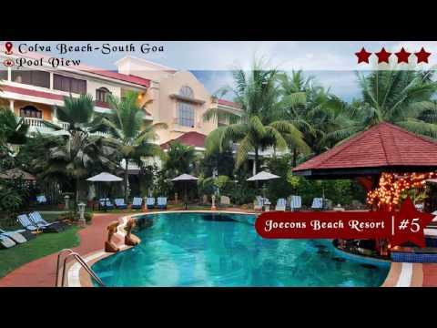 Top 10 Resorts in goa