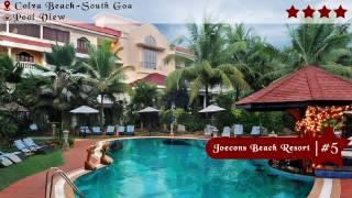 Top 10 Resorts In Goa Travel