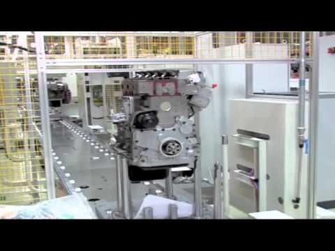 SDEC H family engine
