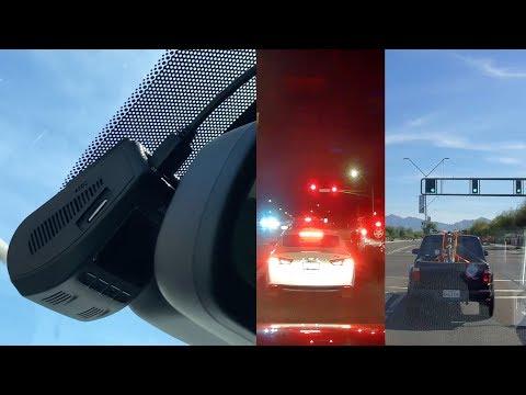 UNBOXING | AUKEY 1080p Dual Dash Cam DR02D