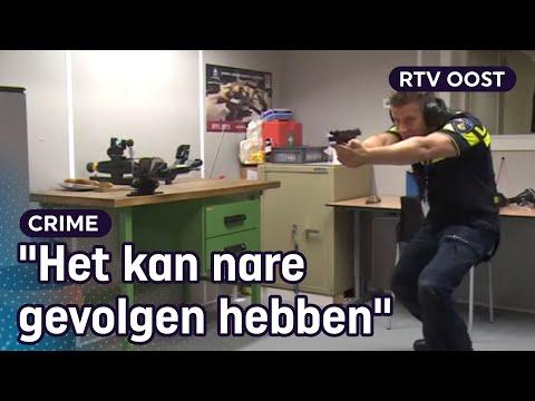 Politie: 'Ga niet met speelgoedwapens buiten spelen'