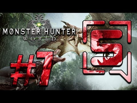 Monster Hunter World (PC) - Stream VOD #7 thumbnail