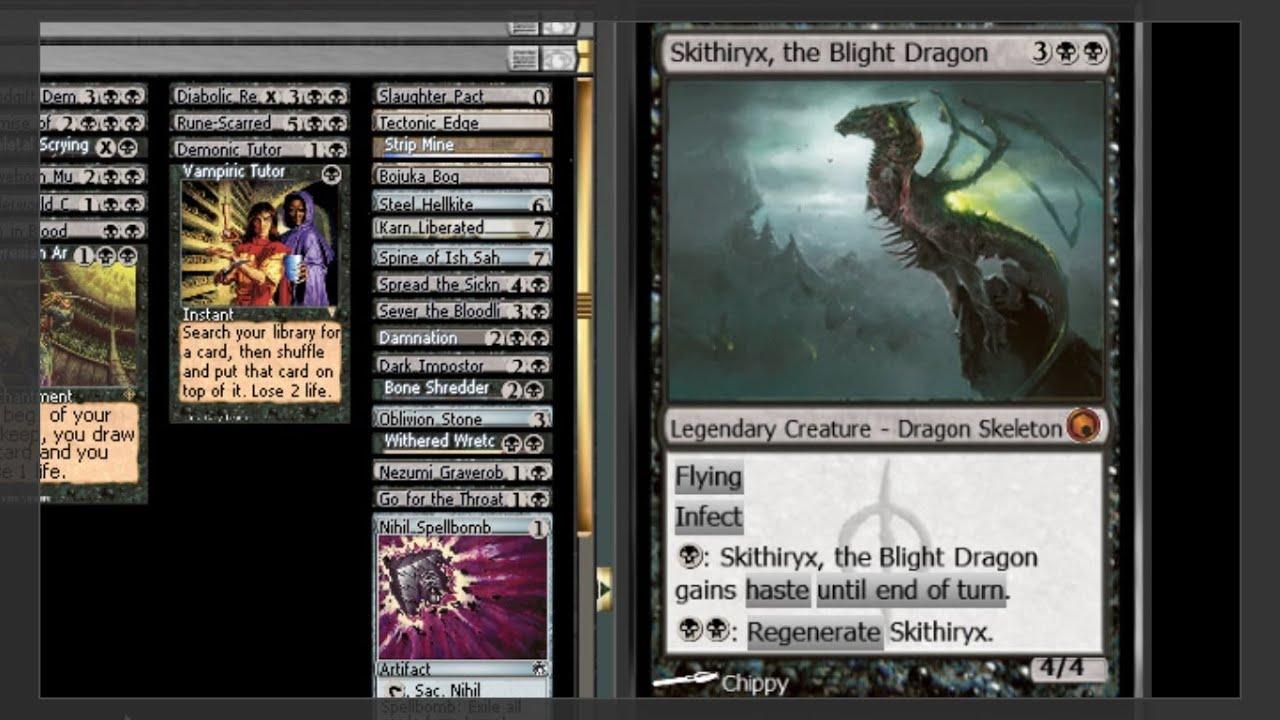 Magic cards at StarCityGamescom!