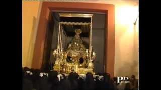 Encierro Dolores del Puente. Semana Santa  de Málaga