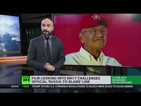 Ukraine fabricated evidence for MH17 crash probe – documentary
