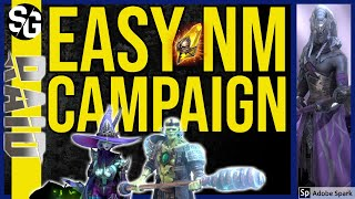 RAID SHADOW LEGENDS | EASY CAMPAIGN | COMPLETING NM CAMPAIGN