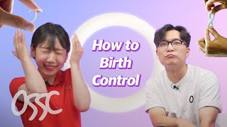 Korean Girl And Guy Talk About Birth Control Ad In U.S. | ????????????????