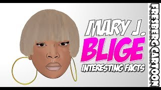 Music History Icons: Who is Mary J. Blige? | Fun Facts for Kids | Educational Videos for Students