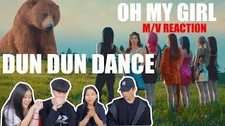 ENG)[Ready Reaction] 오마이걸(OH MY GIRL)_Dun Dun DanceㅣM/V REACTION