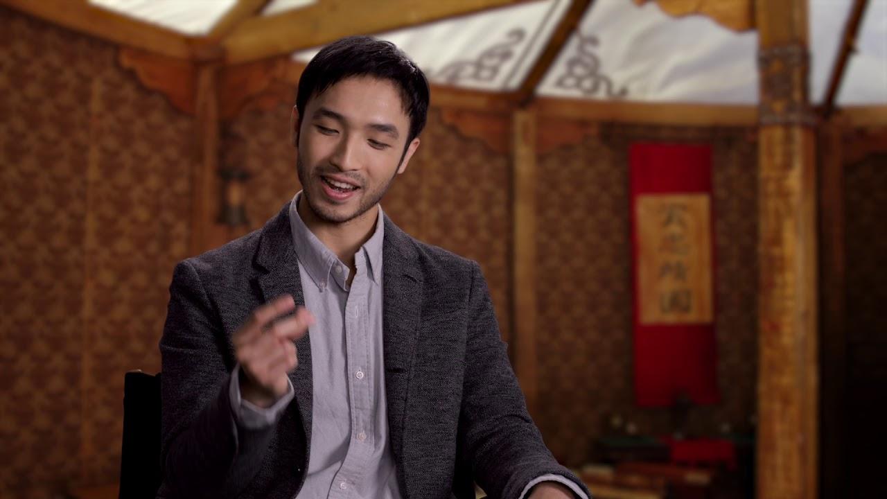Yoson An Talks Playing Honghui In Mulan Youtube