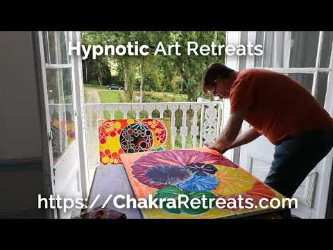 Hypnotic Art Retreats Chakra Retreats Offered by Your Beautiful Chakras Nancy Jean Mirales Mill Retr