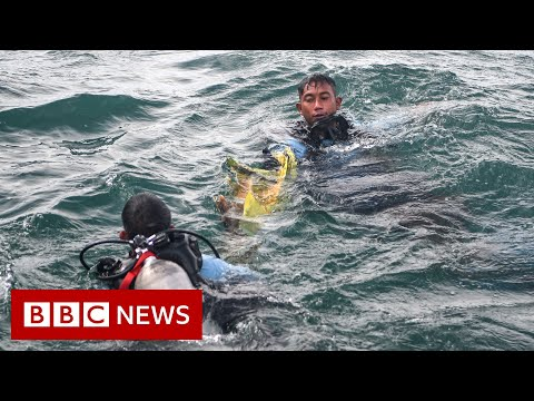 Sriwijaya Air crash: divers search wreckage as black box hunt resumes - BBC News
