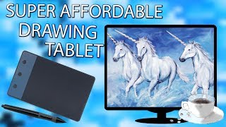 HUION H420 Drawing Tablet - Unboxing & Mini Review