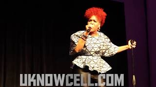 Download Video Tina Campbell 1/2 Of Popular Gospel Duo Of Sisters Mary Mary Performs Her Single