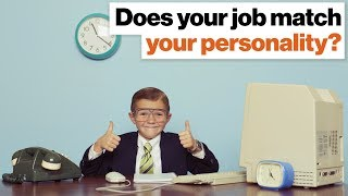 Does your job match your personality? | Jordan Peterson | Big Think